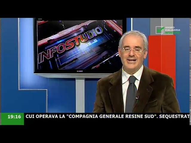 Infostudio il telegiornale della Calabria notizie e approfondimenti - 03 Febbraio 2021 ore 19.15