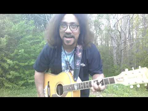 Acoustic guitar jamming (In Nature Baby)