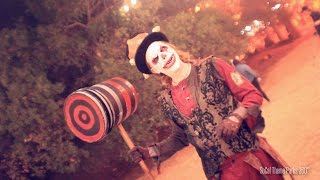 [HD] Los Angeles Haunted Hayride 2014 - Overview of the L.A Haunted Hayride 2014