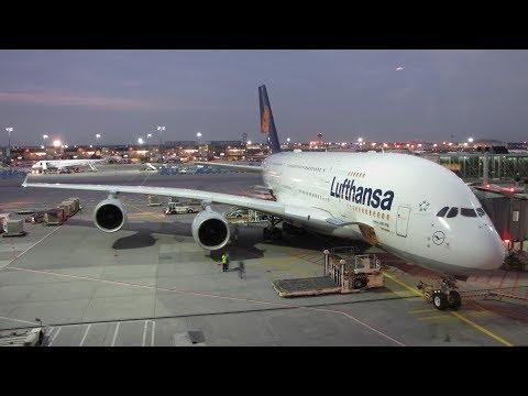 [Flight Report] LUFTHANSA | Frankfurt ✈ Hong Kong | Airbus A380-800 | Business
