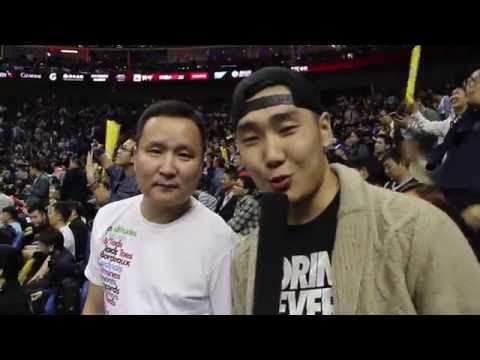 *SPS NBA TEAM ON SHANGHAI GLOBAL GAMES*