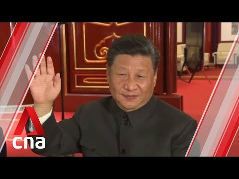 Xi Jinping warns attempts to split China will lead to 'crushed bodies, shattered bones'