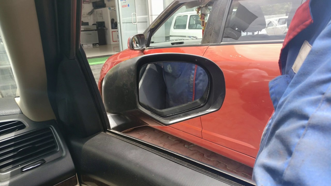 How to change swift dzire side mirror change side mirror replace side mirror