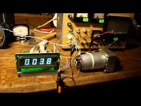 видео: Намоточный станок, вариант реализации