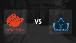 Map 1 / Mirage / Planetkey Dynamics vs. SFD-Gaming | 99Damage Liga Saison 13 - Division 2.1