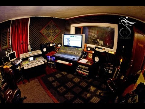 ★ Pro RECORDING STUDIO Tour ★ in NJ