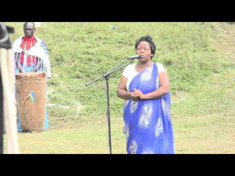 President Kagame visits Gakenke District, 24 March 2016 Part 2/2