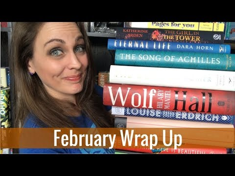 February Wrap Up!! | 2018 | Kendra Winchester