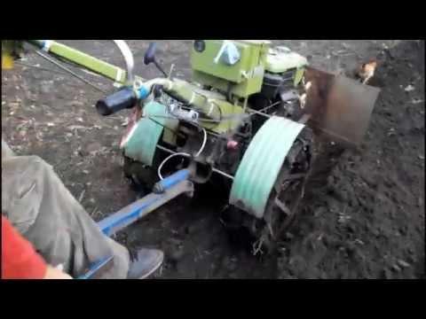 237Самодельный гусеничный минитрактор своими руками