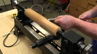 Rockler's Excelsior 5-Speed Mini Lathe