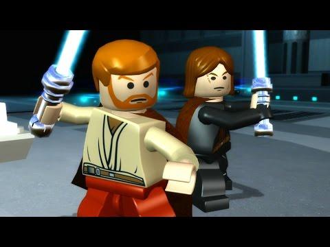 LEGO Star Wars: The Complete Saga - Episode III: Revenge of the Sith (Super Story Walkthrough)