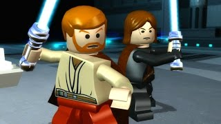 LEGO Star Wars: The Complete Saga - Episode III: Revenge of the Sith (Super Story Walkthrough)