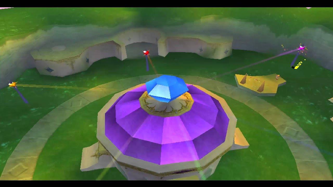 Spyro 2 glimmer