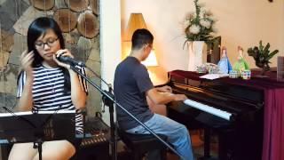 Đã hơn một lần - Acoustic cover (+ hòa âm) - Pé Hêu ft. Nguyen Huyen Vu (piano)