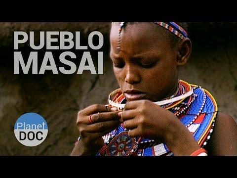 Pueblo Masai | Tribus y Etnias - Planet Doc