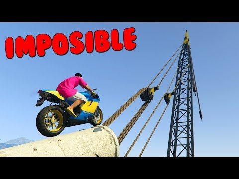 100% IMPOSIBLE!! QUITA PESAO!!! - CARRERA GTA V ONLINE - GTA 5 ONLINE