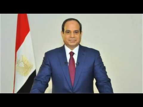 السيسي _ رئيس مصر
