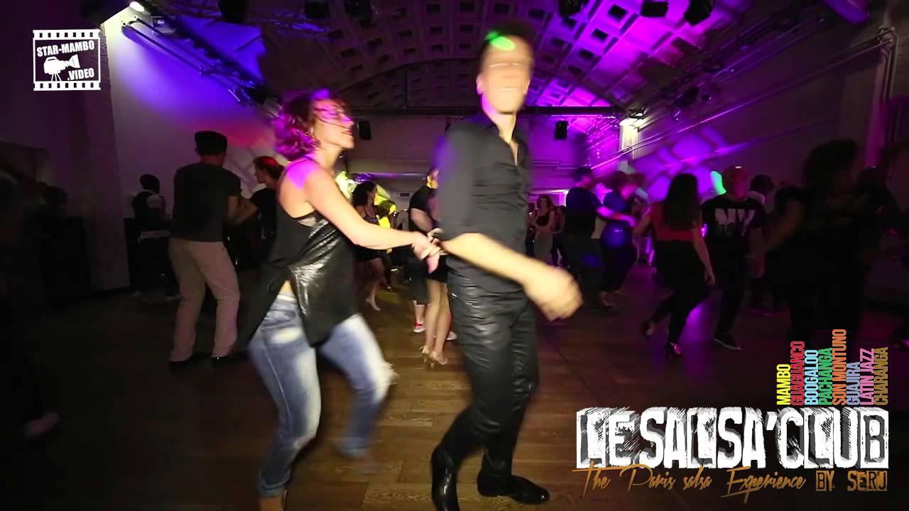 Sandrine & Julien @ Lesalsaclub