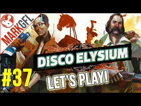 Let's Play Disco Elysium - Chaotic Detective RPG - Part 37