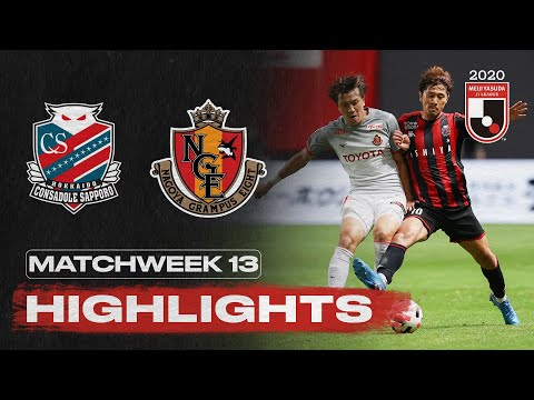 Sapporo Nagoya Goals And Highlights