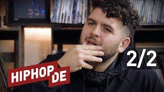 Vega: Fanfragen, Credibil & Moses P, Ultras, Veganismus, Vater, Azad & Kendrick – Toxik (Interview)