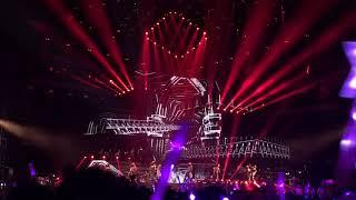 JJ Lin Sanctuary World Tour—20180811(无锡)  【新地球】&【圣所】
