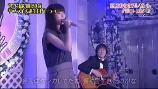 Repeat youtube video LIVE]ELT   Time goes by[とんねるずのみなさんのおかげでした]