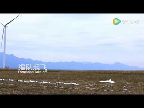 CETC: UAV Swarm Prototype