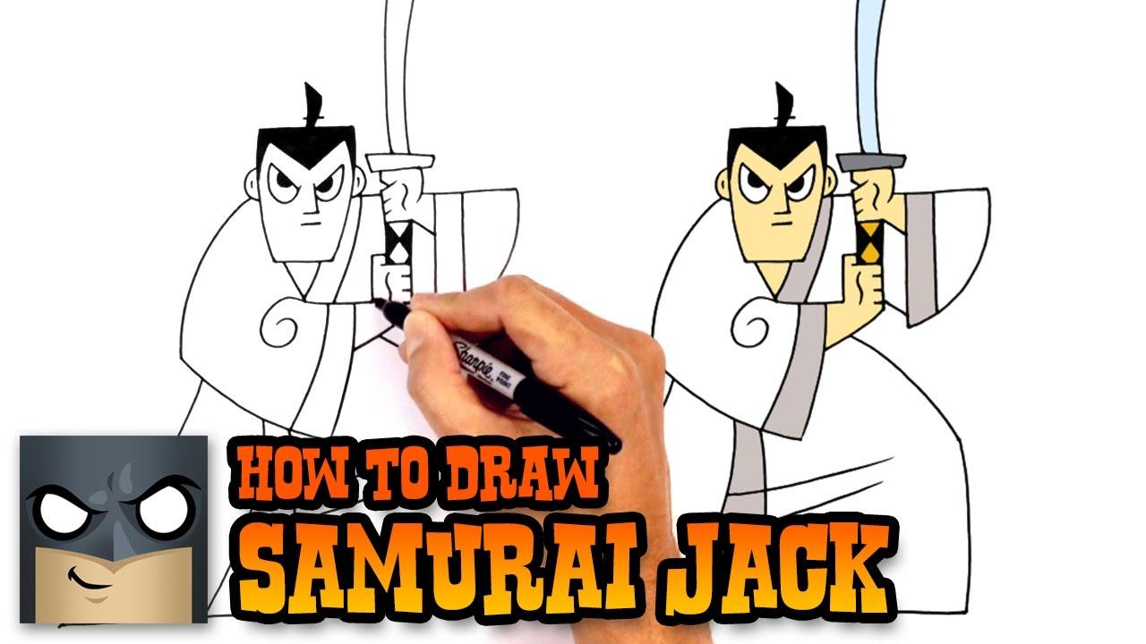 how to watch samuri jack