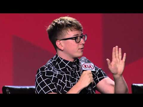 Sexual Orientation on YouTube (Full Panel) - VidCon 2015