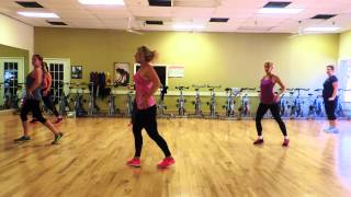 """Calabria 2007"" by Enur Zumba hip hop dance fitness routine"