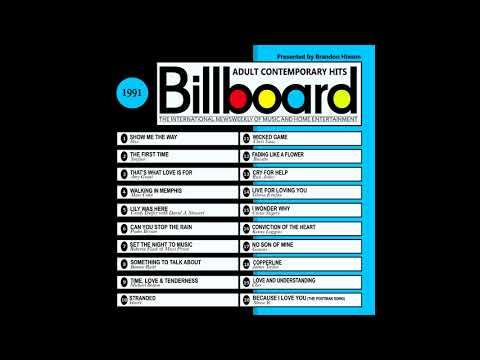 Billboard Top AC Hits  1991