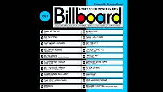 Billboard Top AC Hits - 1991