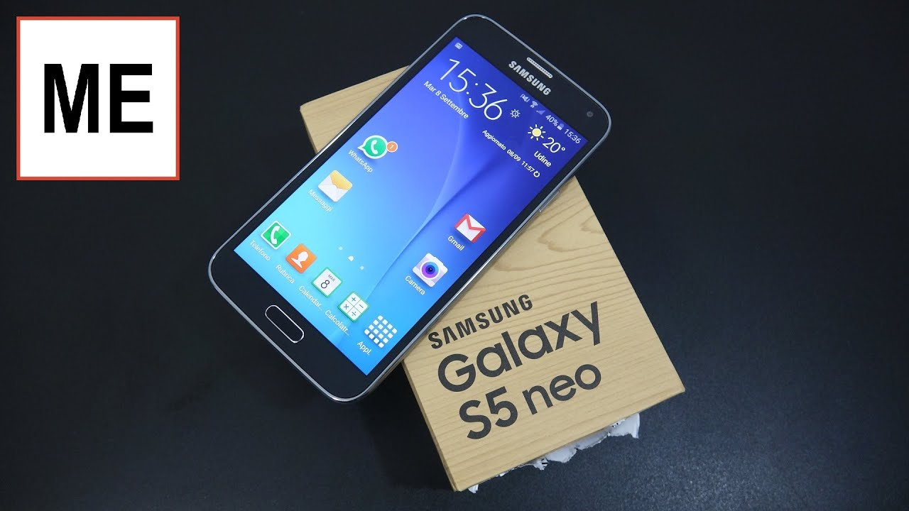 samsung galaxy s5 neo review eng by mobileexperience 4k. Black Bedroom Furniture Sets. Home Design Ideas