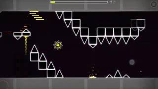 MI PRIMER DEMON!! THE NIGHTMARE BY GW JAX - GEOMETRY DASH 2.0 - BYPLAYER