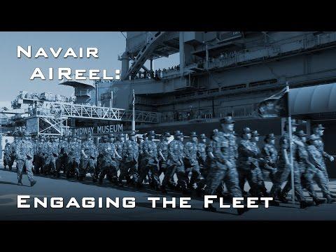 NAVAIR AIReel: Engaging the Fleet