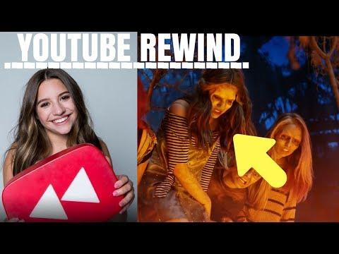 MACKENZIE ZIEGLER IN YOUTUBE REWIND 2017! #YoutubeRewind