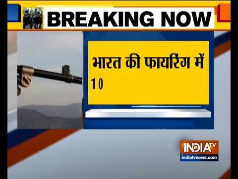 Jammu and Kashmir: Three Pakistani soldiers killed in Indian retaliation along LoC in Poonch