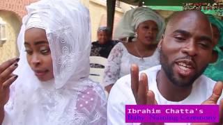 Ibrahim Chatta welcomes new baby