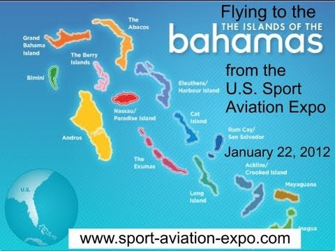 Bahamas In Light Sport Aircraft