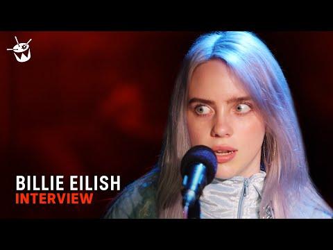 Billie Eilish on making music to dance to