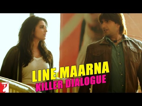 Killer Dialogue:8 | LINE MAARNA | Kill Dil | Ranveer Singh | Parineeti Chopra