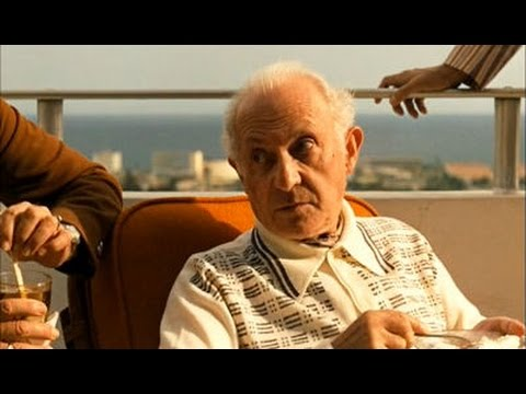 The Godfather - Deleted Scene With Hyman Roth - YouTube
