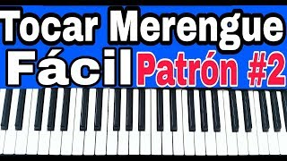 Tocar Merengue facil Patrón #2