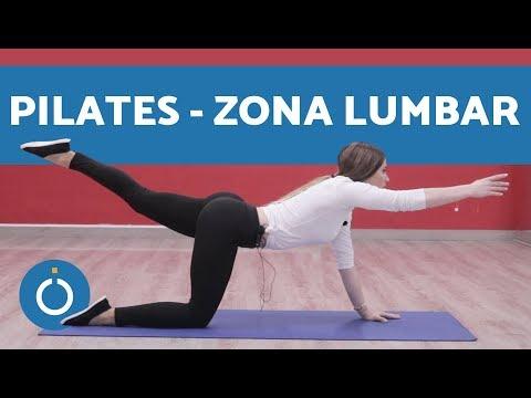 CLASES DE PILATES en CASA -  ejercicios para la espalda y dolor lumbar