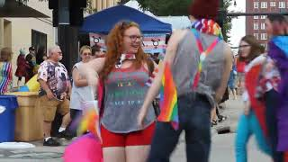 Madison Pride Parade rolls on without police