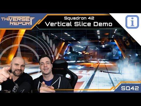 Squadron 42 Gameplay | Kommentar [Deutsch/German]