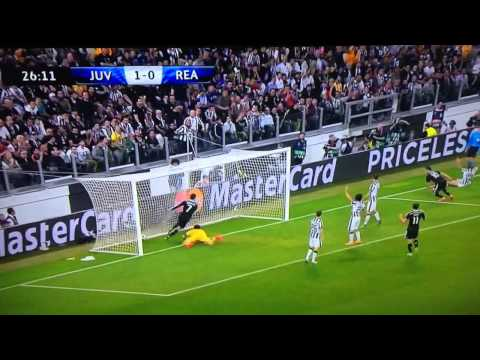 Juventus-Real Madrid 2-1  Highlights e sintesi HD- Champions Legue (2014-2015)