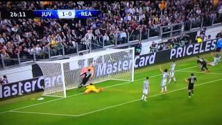 Juventus-Real Madrid 2-1  Highlights e sintesi HD- Champions Legue (2014-2015)