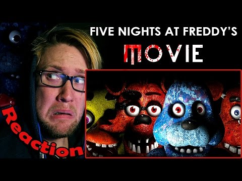 Five Nights At Freddy's The Movie (Fan Made) REACTION! | THEY LOOK TOO REAL!!! |
